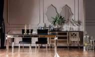 Class Art Deco Yemek Odası Takımı - Thumbnail