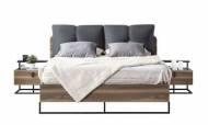 Cool Ceviz Modern Yatak Odası Takımı - Thumbnail