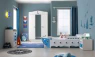 Deniz Modern Genç Odası Takımı - Thumbnail