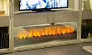 Dorya Modern Şömineli Tv Ünitesi - Thumbnail