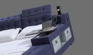Dream Masajlı Modern Karyola - Thumbnail