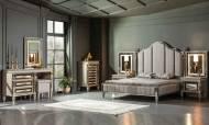 Estonya Art Deco Yatak Odası Takımı - Thumbnail