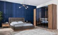 Eva Modern Yatak Odası Takımı - Thumbnail