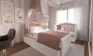 Modern Genç Kız Odası Projemiz - Thumbnail