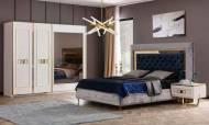Gloria Modern Sürgülü Yatak Odası Takımı - Thumbnail