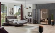 Oslo Modern Yatak Odası Takımı - Thumbnail