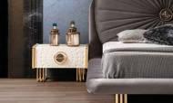 Goldis Modern Yatak Odası Takımı - Thumbnail