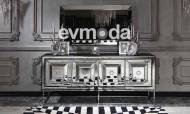 Guess Art Deco Yemek Odası Takımı - Thumbnail