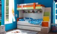 Güneş Modern Genç Odası Takımı - Thumbnail
