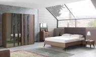 Karşıyaka Modern Yatak Odası Takımı - Thumbnail