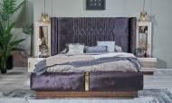Larissa Modern Yatak Odası Takımı - Thumbnail