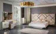 Laura Modern Yatak Odası Takımı - Thumbnail