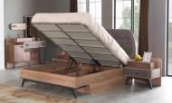 Likya Modern Yatak Odası Takımı - Thumbnail