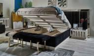 Loki Modern Yatak Odası Takımı - Thumbnail