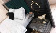 Lora Black Modern Yatak Odası Takımı - Thumbnail