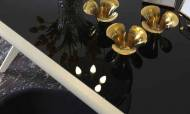 Lotus Modern Yemek Odası Takımı - Thumbnail