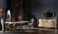 Marcus Klasik Yemek Odası Takımı - Thumbnail