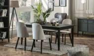Marsella Grey Modern Yemek Odası Takımı - Thumbnail