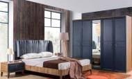 Melis Modern Yatak Odası Takımı - Thumbnail