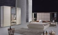 Merlin Modern Yatak Odası Takımı - Thumbnail