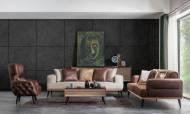Napoli Modern Koltuk Takımı - Thumbnail
