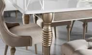 Nehir Art Deco Yemek Odası Takımı - Thumbnail
