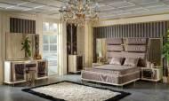 Olimpos Art Deco Yatak Odası Takımı - Thumbnail