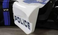 Police Çocuk Araba Karyola - Thumbnail