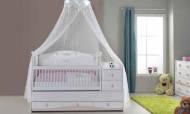 Princess Bebek Odası Takımı - Thumbnail