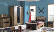Red Eye Modern Genç Odası Takımı - Thumbnail