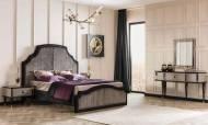 Retro Art Deco Yatak Odası Takımı - Thumbnail