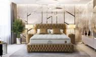 Royal Luis Baza Yatak Başlık Seti - Thumbnail