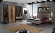 Sembol Modern Yatak Odası Takımı - Thumbnail