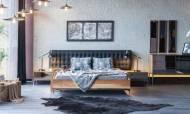 Silver Modern Yatak Odası Takımı - Thumbnail