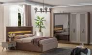Velora Modern Yatak Odası Takımı - Thumbnail