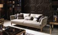 Versace Ceviz Modern Koltuk Takımı - Thumbnail