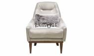 Versace Ceviz Modern Berjer - Thumbnail