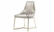 Versace Gold Sandalye - Thumbnail