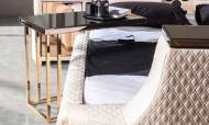 Versace Gold Tv Mekanizmalı + Masajlı Karyola - Thumbnail