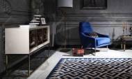 Versace Doome Koltuk Takımı - Thumbnail