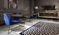 Versace Modern Yemek Odası Takımı - Thumbnail