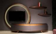 Yarımay Modern Tv Ünitesi - Thumbnail