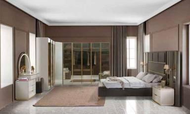 Evmoda Mobilya - Kapadokya Modern Giyinme Odası