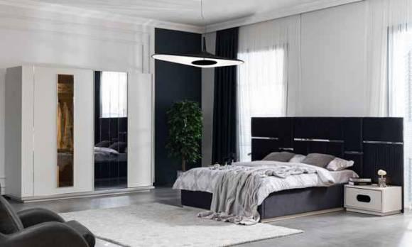 Evmoda Mobilya - Aden Modern Yatak Odası Takımı (1)