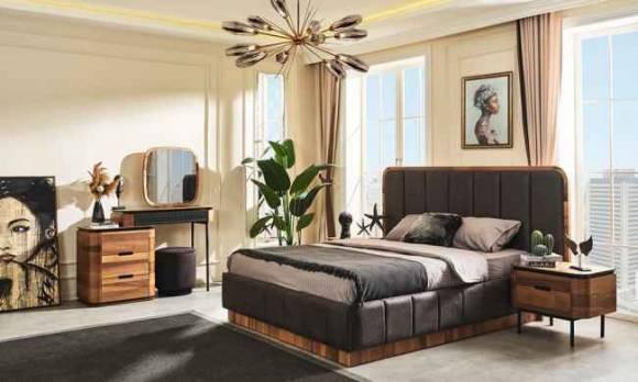Evmoda Mobilya - Alf Modern Yatak Odası Takımı