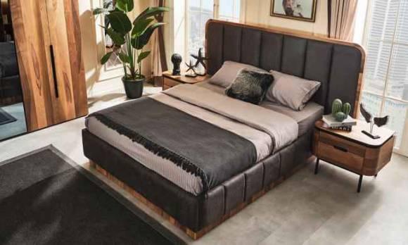 Evmoda Mobilya - Alf Modern Yatak Odası Takımı (1)