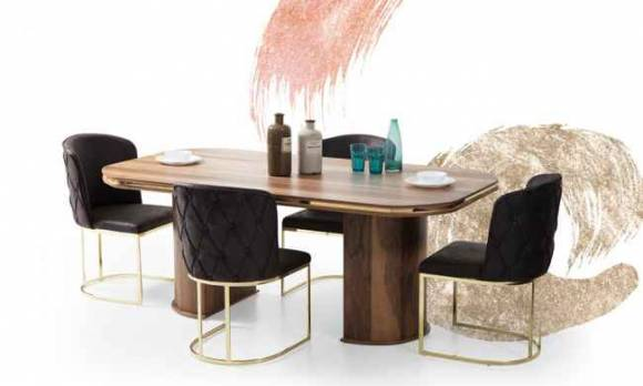 Evmoda Mobilya - Ares Yemek Masası