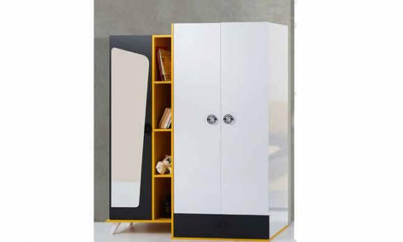 Evmoda Mobilya - Arte Modern Genç Odası Takımı (1)