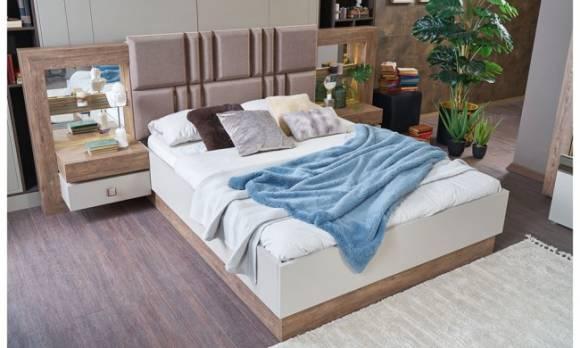 Evmoda Mobilya - Aviva Modern Yatak Odası Takımı (1)