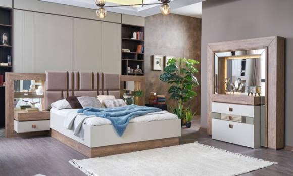 Evmoda Mobilya - Aviva Modern Yatak Odası Takımı